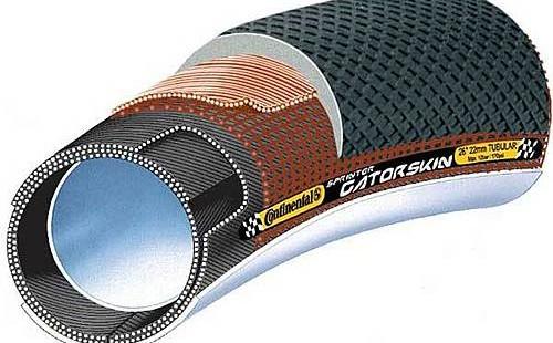 Continental Sprinter Gatorskin Tubular Review