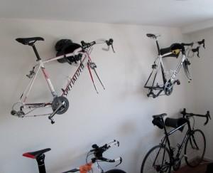 Storing Bikes Indoor Cycloc