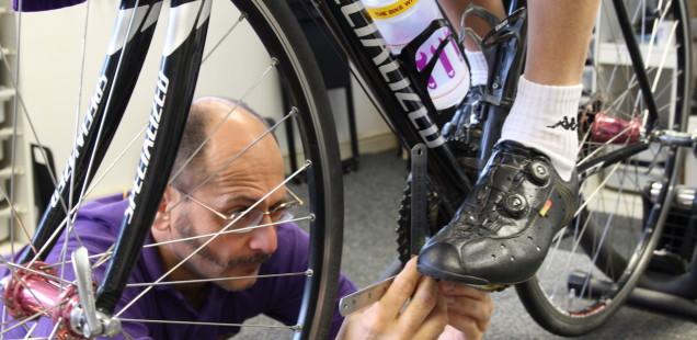 Visit at Scherrit Knoesen The Bike Whisperer