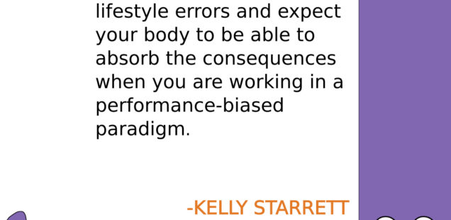 Kelly Starrett on Lifestyle's Role in Performance